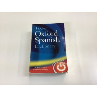 Pocket Oxford Spanish Dictionary (5/19/21)