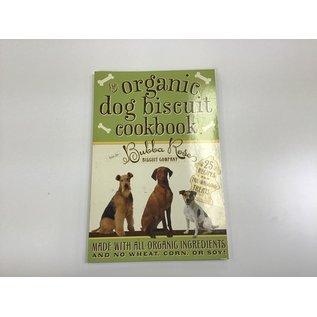 The Organic Dog Biscuit Cookbook (5/19/21)