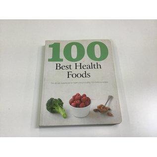 100 Best Health Foods (5/19/21)