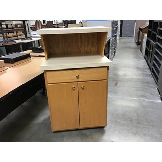 22x30x50 Wood microwave cabinet (5/19/21)