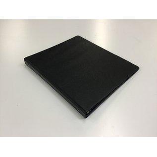 """1"""" Black 3 ring binder (5/20/21)"""