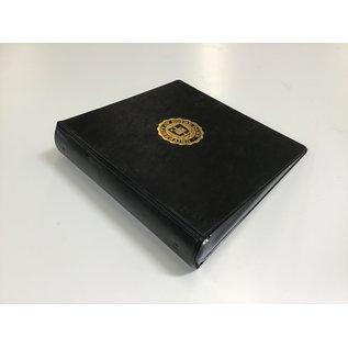 """3"""" Black Notre Dame 3 ring binder (5/20/21)"""