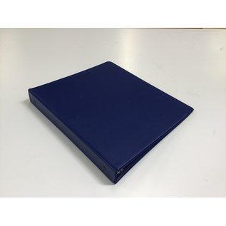 "1 1/2"" Dk blue 3 ring binder (5/20/21)"