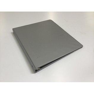 """1"""" Gray 3 ring binder (5/20/21)"""
