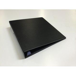 "1 1/2"" Black D ring binder (5/20/21)"