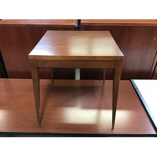 """22x22x24 1/4"""" Wood end table (5/25/21)"""