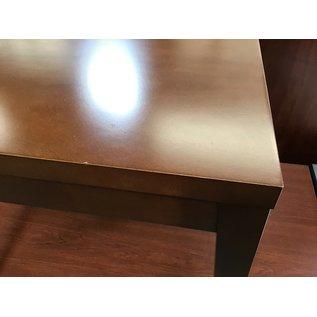 "18x38x17 1/4"" Wood coffee table (5/25/21)"