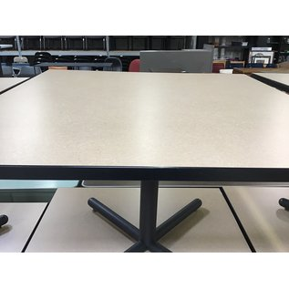 "42x42x29"" Single pedestal kitchen/dining table (6/2/21)"