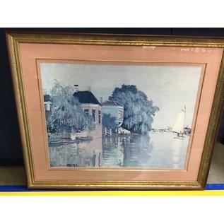 "44x36"" Sailboat in cove picture (6/23/21)"