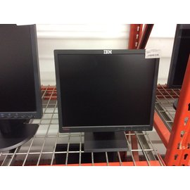 """17"""" IBM LCD Monitor 2/7/19"""
