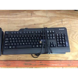 PC USB Keyboard (name brands may vary)