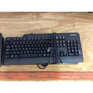 PC USB Keyboard (name brands may vary)