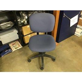 Blue desk chair (6/30/21)