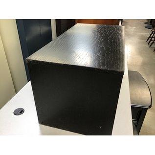 """15 x 30 15"""" Black 2 shelf closet (7/7/21)"""