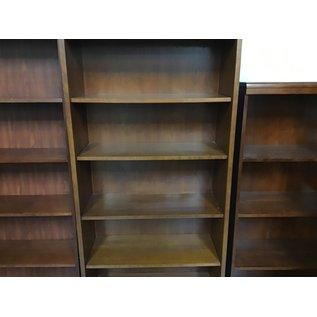 "18x36x72"" Dk. Cherry  5 shelf bookcase (8/10/21)"