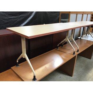 24x60 Beige work table (8/24/21)