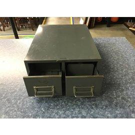 "16x12"" 2 drawer card holder (8/25/21)"