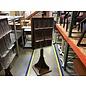 "24x62"" Oak wood information stand (8/25/21)"