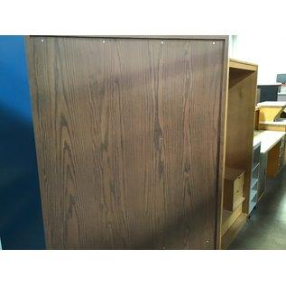 "12x36x72"" 5 shelf bookcase"