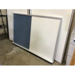 """48x72"""" White board/bulletin board combo (8/25/21)"""