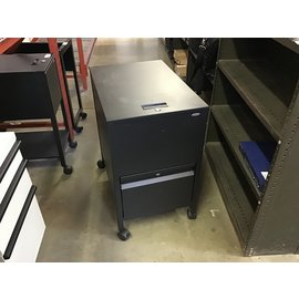 "17x25 3/4x28"" Top load legal  file cart w/drawer (8/25/21)"