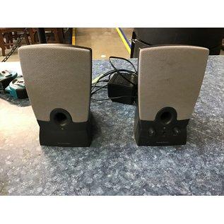 Harmon/Larson speaker set (8/26/21)