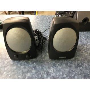 Cambridge set stereo speakers (8/26/21)
