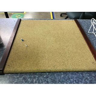 "20 1/2x20 1/2"" Peg board wood frame (9/1/21)"