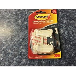 Command cord organizers (9/14/21)