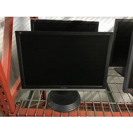 "22"" Viewsonic lcd monitor (10/5/21)"