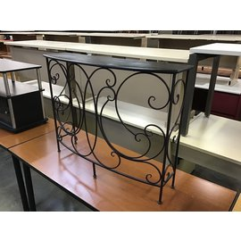 """10 1/2x37x28 3/4"""" Wall table/stand 10/5/21"""
