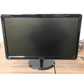 """24"""" Lenovo  monitor w/ hdmi (10/19/21)"""