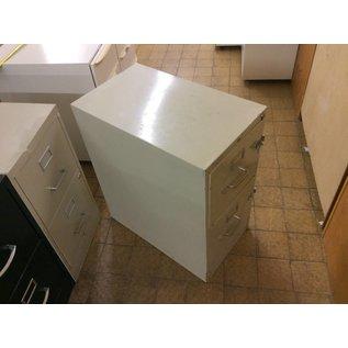 25x15x29 Beige 2 drawer file cabinet (11/7/18)