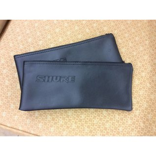 Small Shure Mic/Audio zippered Pouch (4/20/2020)
