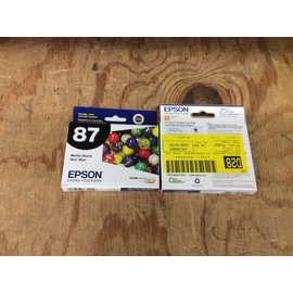 Epson Matte Black Printer Ink T087820 (5/21/18)