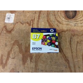 Epson Yellow Printer Ink T087420 (5/21/18)