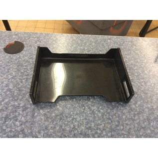 Black Plastic Paper Tray (12/6/18)
