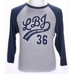 LBJ Baseball Tshirt