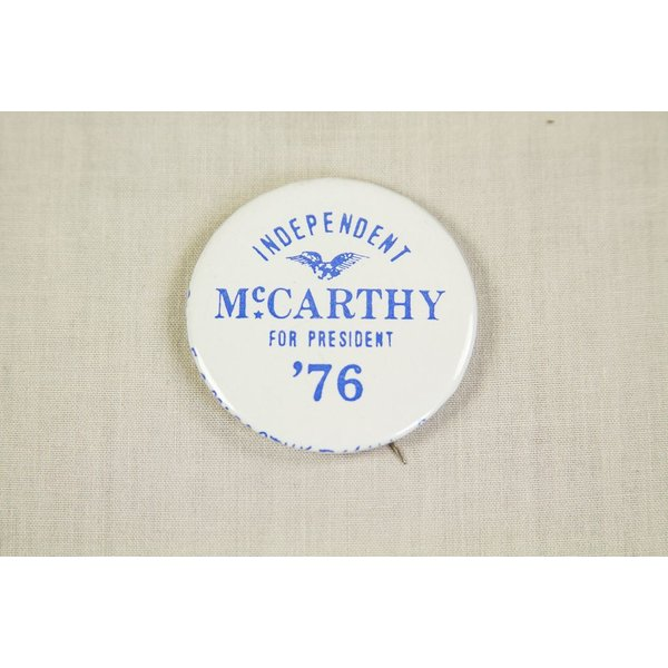 McCARTHY INDEPENDENTS FOR 76