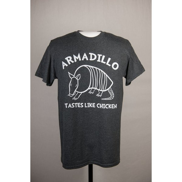 Texas Traditions ADULT DILLO T-SHIRT