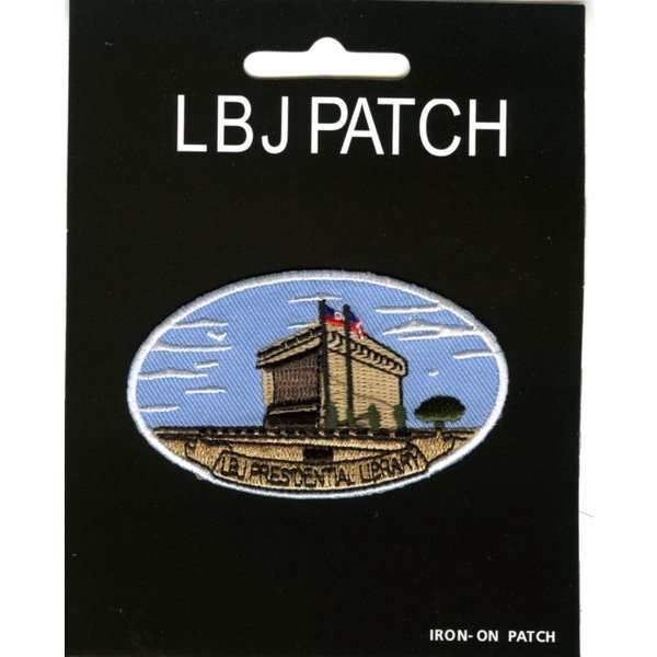 LBJ LIBRARY PATCH