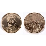 LYNDON B. JOHNSON US MINT COIN 2015