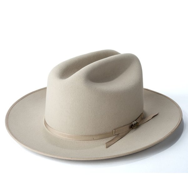 All the Way with LBJ LBJ's Open Road Resistol Hat