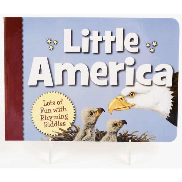 Just for Kids LITTLE AMERICA BOARD BOOK
