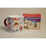 Americana Presidential Slogan Mug