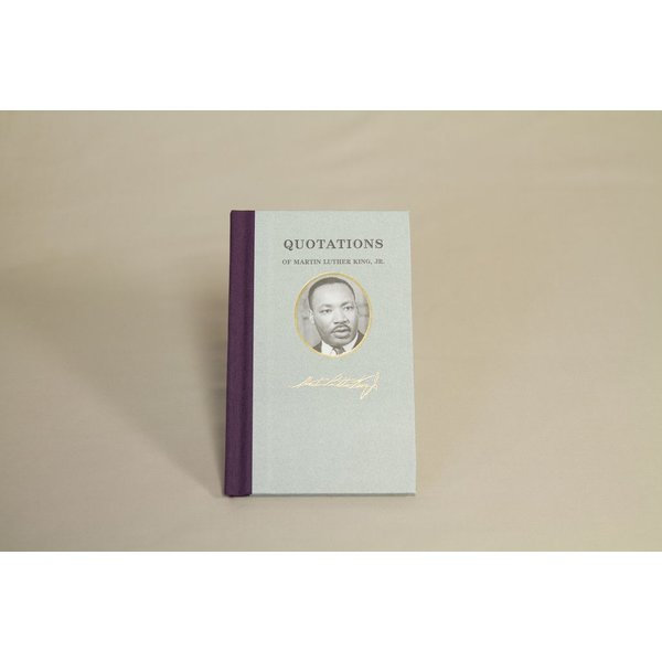 Civil Rights MLK QUOTATIONS HARDCOVER