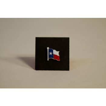 Austin & Texas Texas Flag Lapel Pin