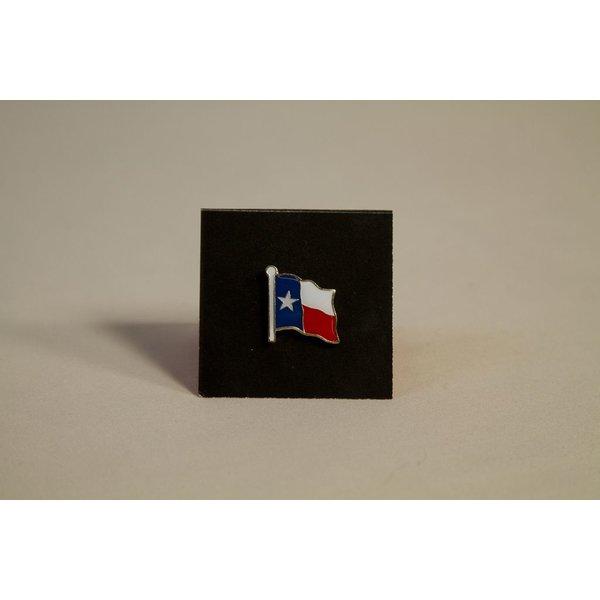 Austin & Texas Texas Flag Lapel Pin