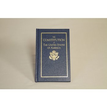 Patriotic THE CONSTITUTION HARDCOVER