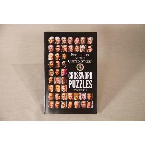 Patriotic PRESIDENTS CROSSWORD PUZZLES